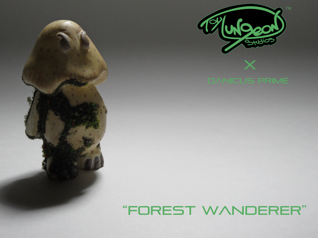 Behold! The Forest Wanderer.